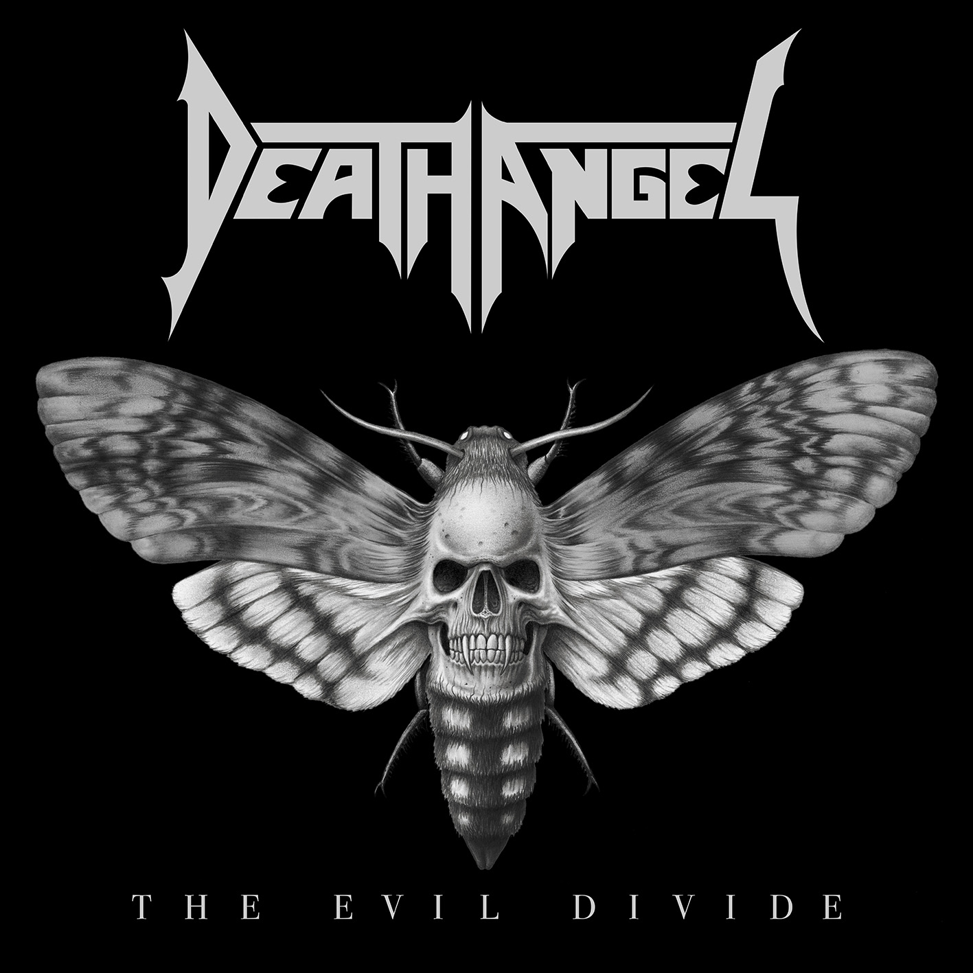 Death Angel - The Evil Divide - Artwork