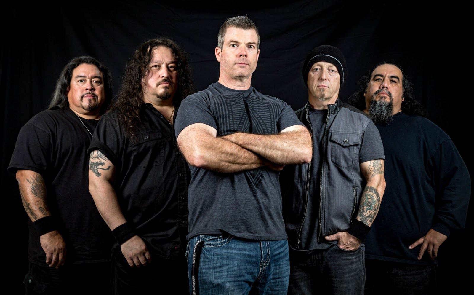 The Power Of 5ive In Conversation With San Diego Prog Metal Group