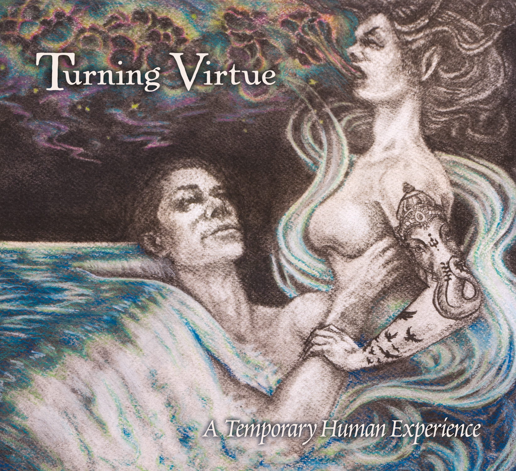 TurningVirtue_ATemporaryHumanExperience_Cover