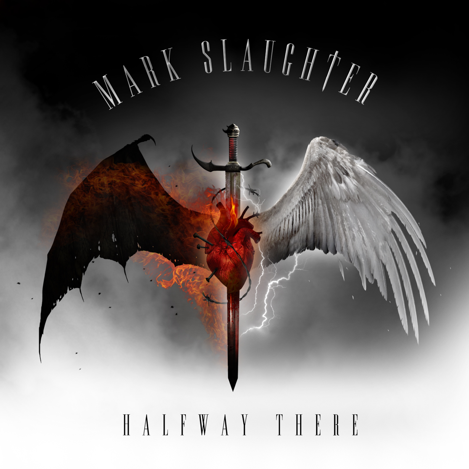 Album Review: Mark Slaughter – Halfway There – Metal Assault
