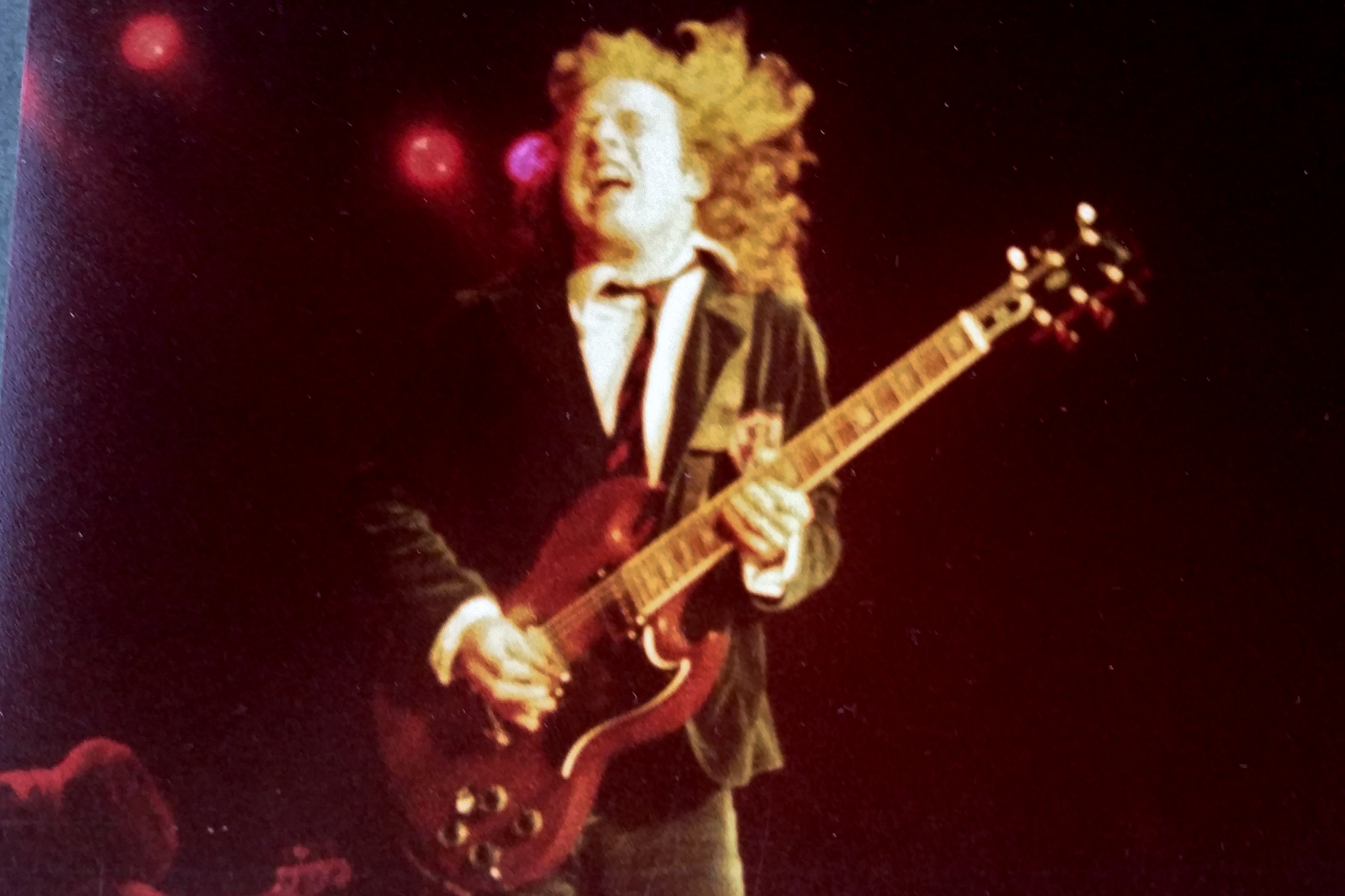 Acdc For Those About To Rock Live Tour Video