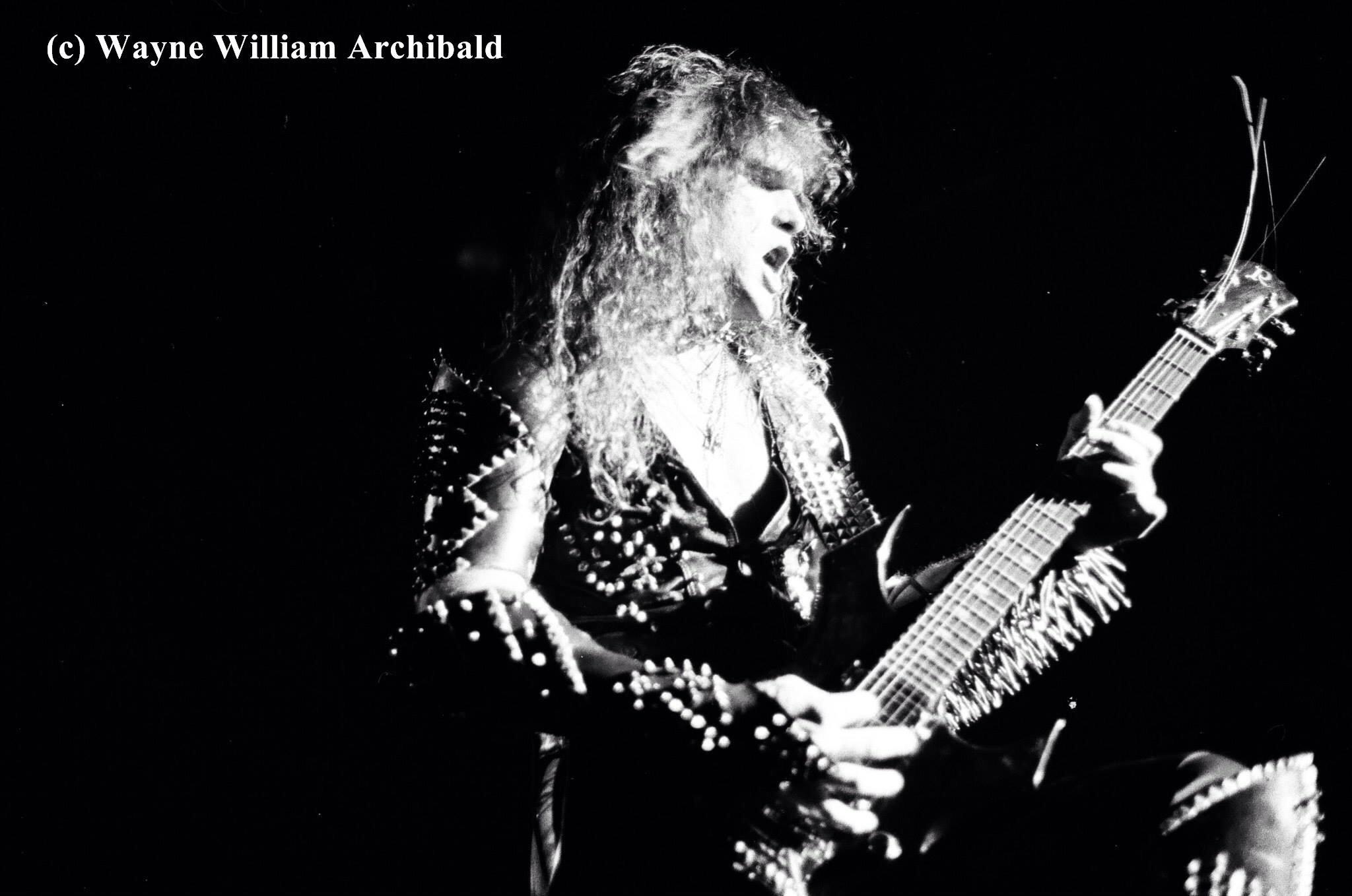 Throwback Thursday Photo Gallery: Slayer @ Le Spectrum