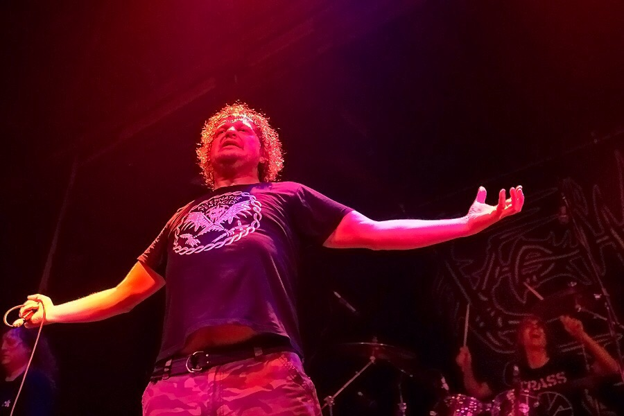 Napalm Death, Voivod, Exhumed & Iron Reagan Play Sold-Out Show In