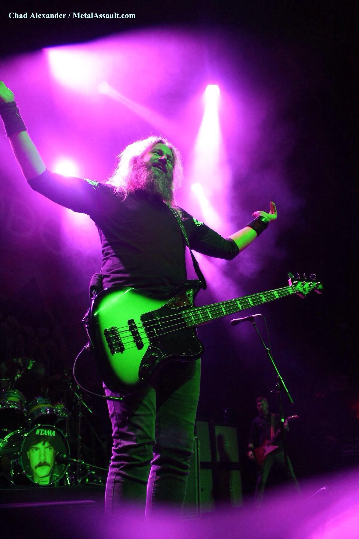 Gods At The Warfield Judas Priest Turn Back The Clock