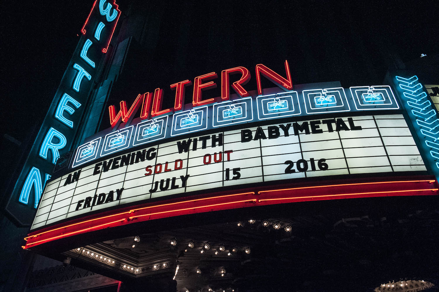 BABYMETAL - Wiltern Theatre -  July 15, 2016