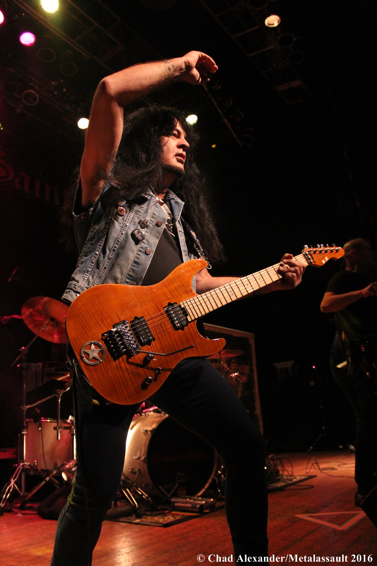 Photo Gallery Queensr 255 Che Amp Armored Saint House Of