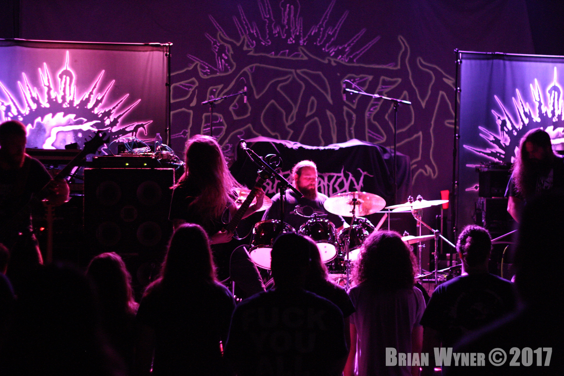 Ear-Piercing Madness: Suffocation, Revocation rage in