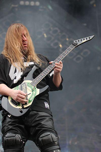 Jeff Hanneman Passes Away – Metal Assault: News Kathy Hanneman