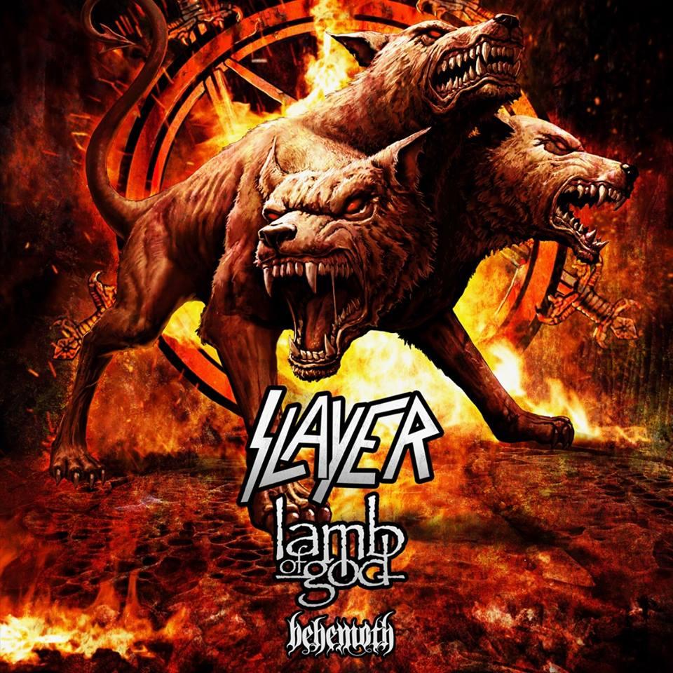 Slayer Lamb Of God Tour Tickertsd