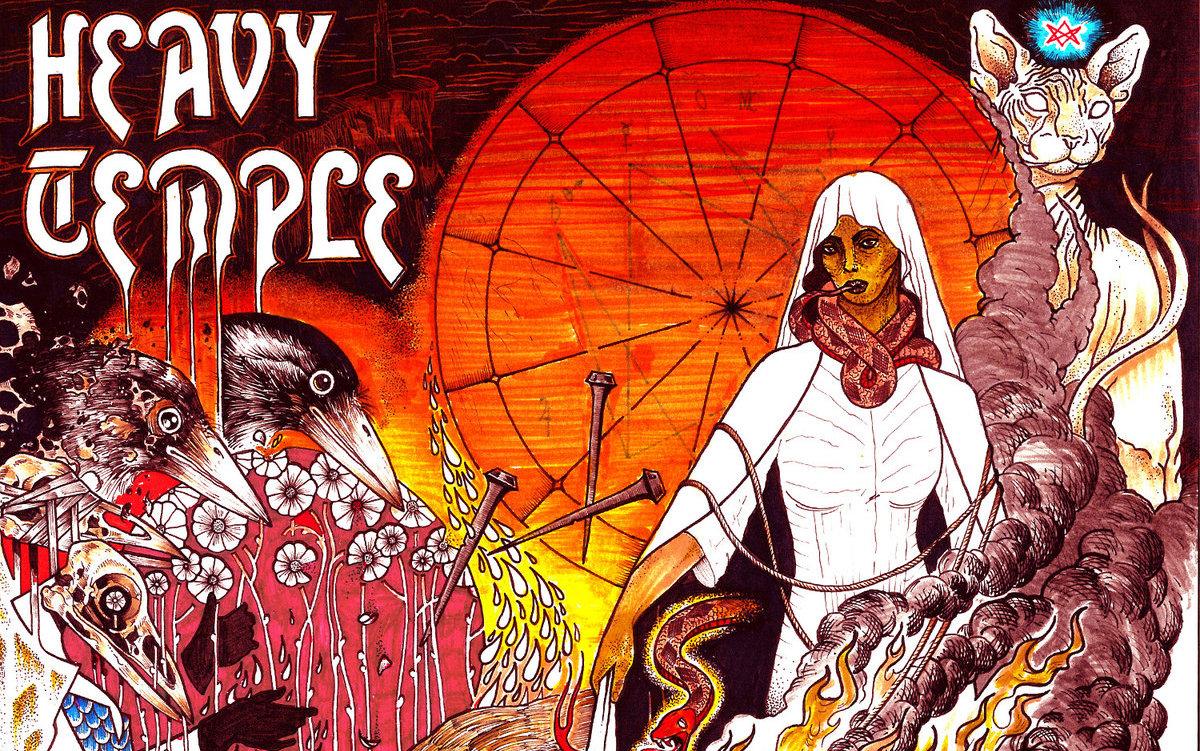 Album Review: HEAVY TEMPLE