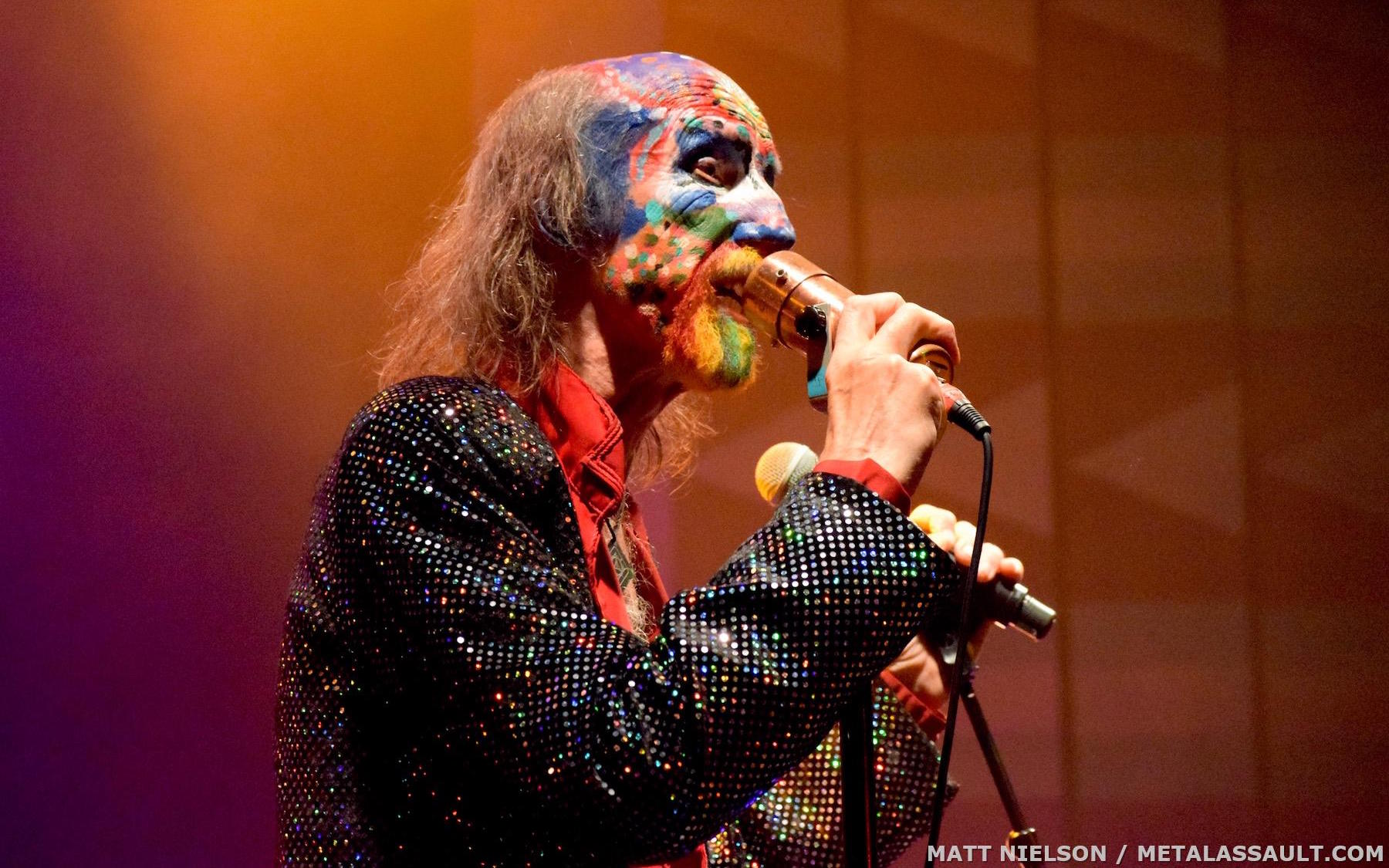 Concert Review + Live Photos: THE CRAZY WORLD OF ARTHUR BROWN w/ White Hills, Electric Citizen