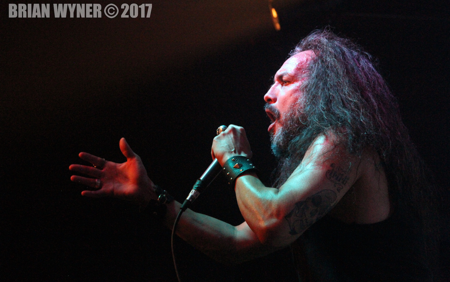 Concert Review + Live Photos: DEVILDRIVER, DEATH ANGEL w/ Winds Of Plague, The Agonist, Azreal