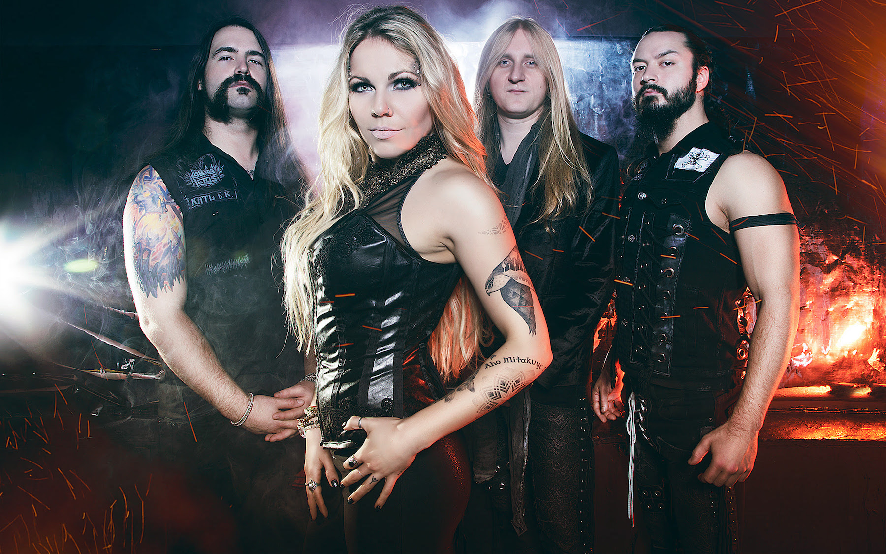 News: KOBRA AND THE LOTUS Reveal New Album Details, Stream New Song
