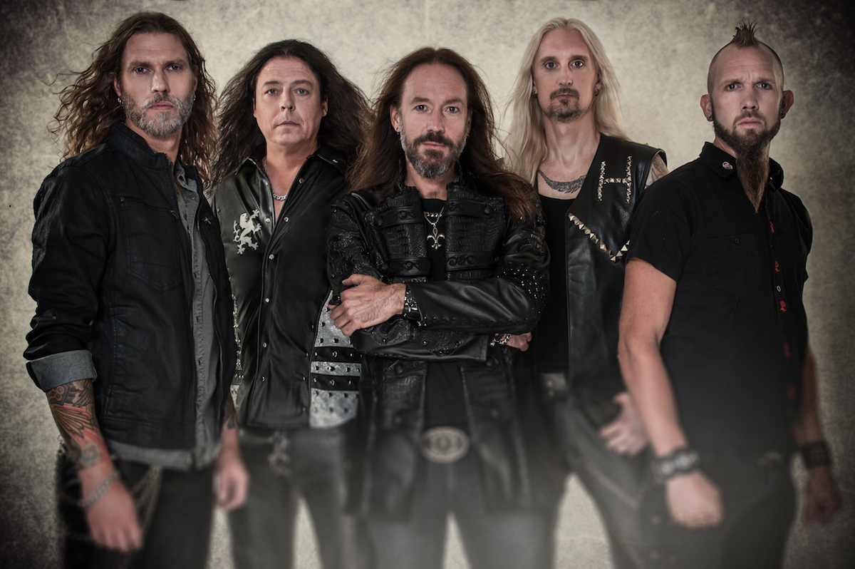 Hammerfall North American Tour