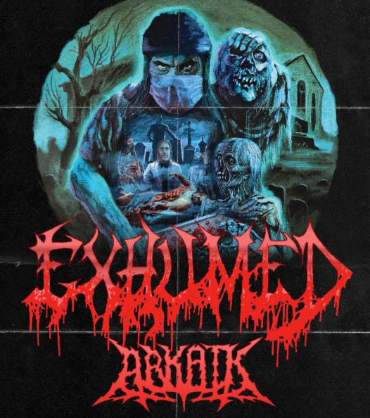 Exhumed Announces US Headline Tour