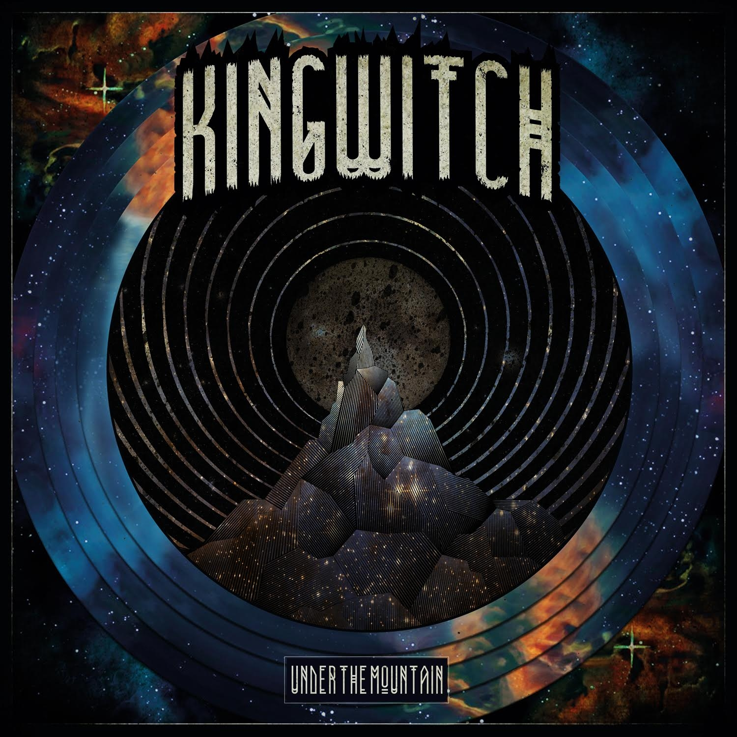 Album Review: King Witch – Under the Mountain – Metal Assault