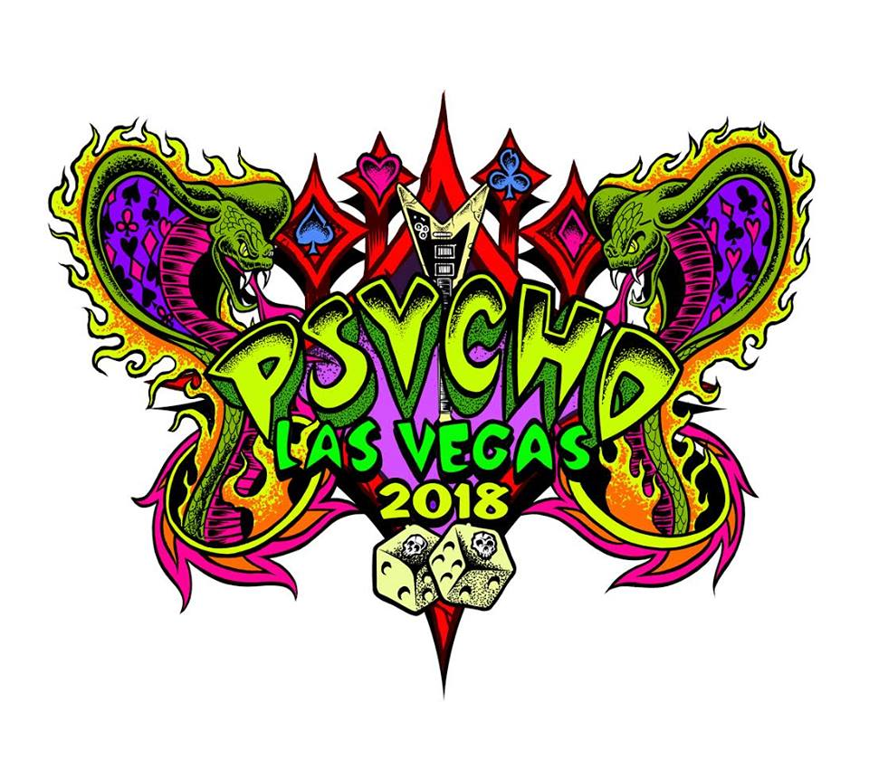 Psycho Las Vegas 2018: Full Lineup Announced