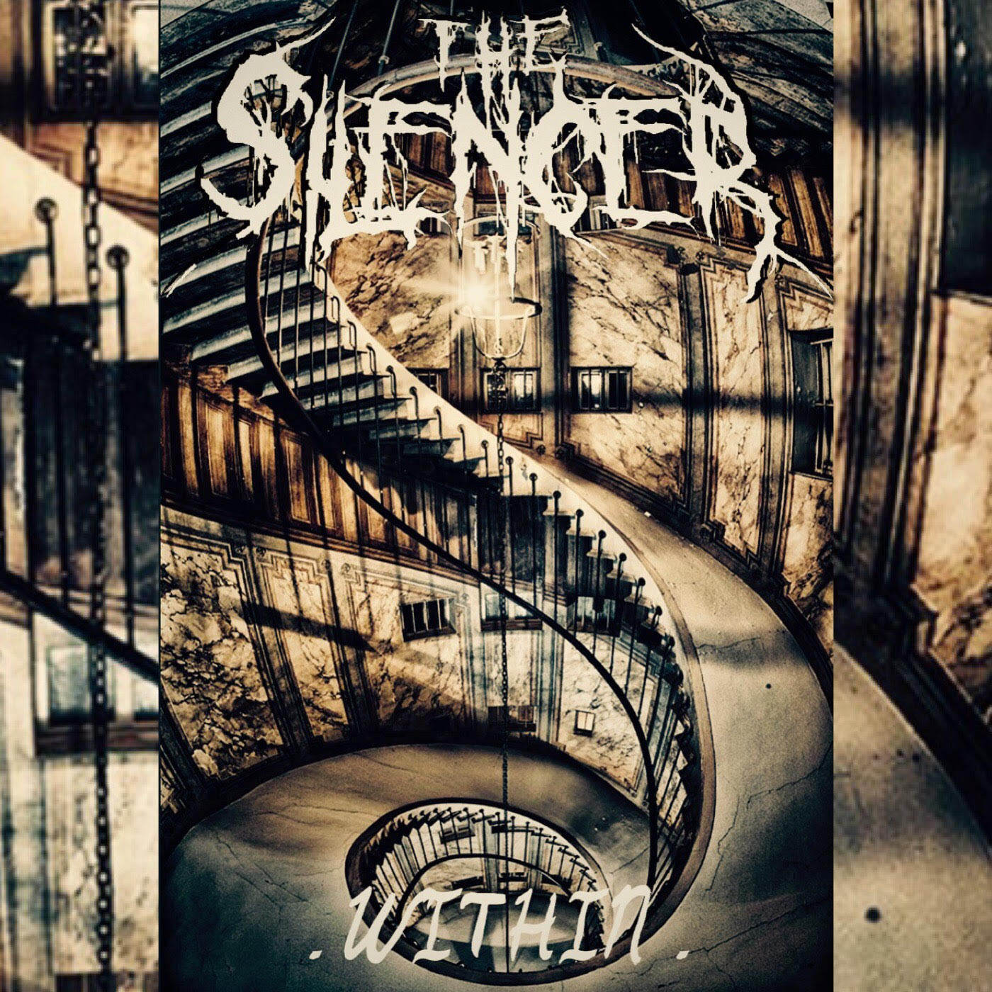 video premiere ny melodic death metal band the silencer unleashes new single within metal. Black Bedroom Furniture Sets. Home Design Ideas