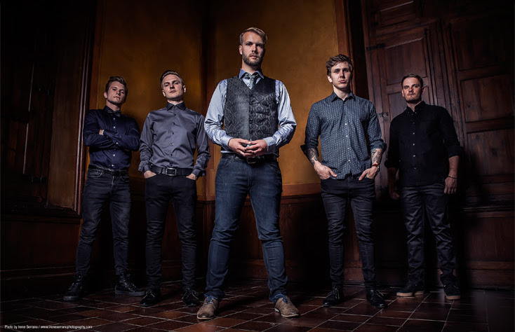 Haken Leprous Join Forces For North American Co Headline Tour