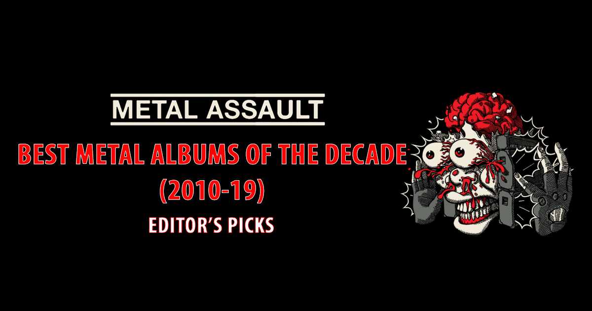 Best Metal Albums of the Decade (2010-19)