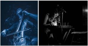 HVILE I KAOS / EMERSON SINCLAIR 'Never Without The Pentagram' Album Release Show w/ Dawn Fades & Solar Haze @ Supply & Demand | Long Beach | California | United States